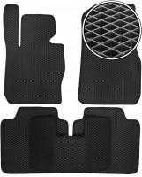 Коврики в салон для BMW 3 F34 GT '13-, xDrive, EVA-полимерные, черные (Kinetic)