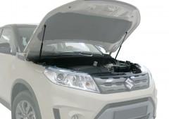 Газовые упоры капота для Suzuki Vitara '15-, 2 шт. (Novline)