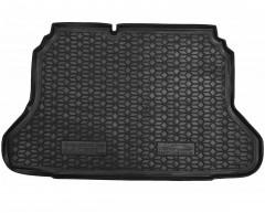 Коврик в багажник для Chevrolet Lacetti '03-12, хетчбэк, резиновый (AVTO-Gumm)