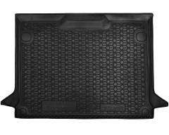 Коврик в багажник для Renault Kangoo '09- (пасс.), резиновый (AVTO-Gumm)