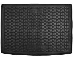 Коврик в багажник для Mercedes B-Class W246 '12-, электро. двиг., евро. сборка, резиновый (AVTO-Gumm)