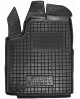 Коврик в салон водительский для Fiat Scudo '07-16, 1.6 резиновый, черный (AVTO-Gumm)