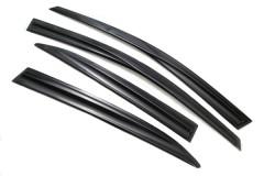 Дефлекторы окон для BMW X1 E84 '09-15 (Novline / Element)