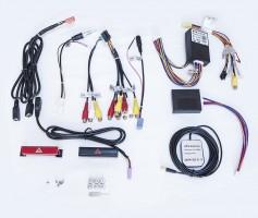 Фото 5 - Штатная магнитола для Honda CR-V '12-14 (EasyGo)