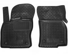 Коврики в салон передние для Seat Ateca '17-, резиновые, черные (AVTO-Gumm)