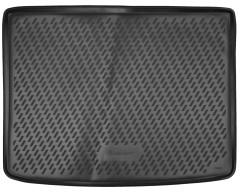 Коврик в багажник для Fiat 500X '14-, полиуретановый (Novline / Element) черный