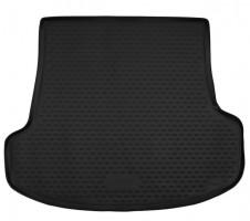 Коврик в багажник для Kia Stinger '17-, полиуретановый (Novline / Element) черный