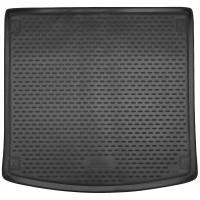 Коврик в багажник для Volkswagen Touareg '18-, полиуретановый (Novline / Element) черный