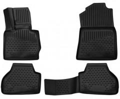 Коврики в салон 3D для BMW X4 '14-, полиуретановые (Novline / Element)