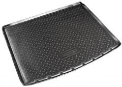 Коврик в багажник для Ford Grand C-Max '11-, полиуретановый (NorPlast) черный