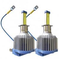 Автомобильные светодиодные лампочки ALed серия А H3 5500K (2шт)