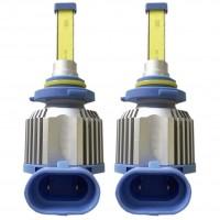 Автомобильные светодиодные лампочки ALed серия А HB3 5500K (2шт)