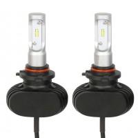 Автомобильные светодиодные лампочки ALed серия S HB3 5000K (2шт)