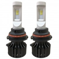 Автомобильные светодиодные лампочки ALed серия R H15 24Вт 6000K (2шт)