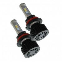 Автомобильные светодиодные лампочки ALed серия R HB1 24Вт  6000K (2шт)