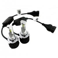 Автомобильные светодиодные лампочки ALed серия R HB4 24Вт  6500K (2шт)