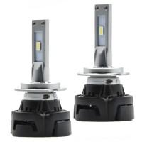 Автомобильные светодиодные лампочки ALed серия R H7 6000K (2шт)
