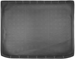 Коврик в багажник для Opel Zafira C Tourer '12-, 5/7 мест, полиуретановый (NorPlast) черный