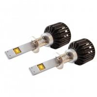Автомобильные светодиодные лампочки ALed серия X H1 С03 5000K (2шт)