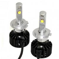 Автомобильные светодиодные лампочки ALed серия X H7 С03 5000K (2шт)