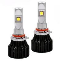 Автомобильные светодиодные лампочки ALed серия X HB4 5000K (2шт)