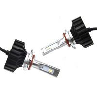 Автомобильные светодиодные лампочки ALed серия S HB4 5500K (2шт)