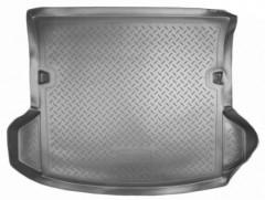 Коврик в багажник для Mazda CX-7 '06-12, полиуретановый (Norplast)