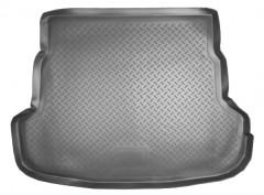 Коврик в багажник для Mazda 6 '08-12 седан, полиуретановый (NorPlast) черный