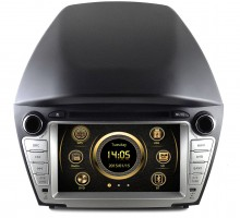 Штатная магнитола для Hyundai ix-35 '13- (EasyGo)