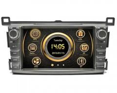 Штатная магнитола для Toyota RAV4 '13-15 (EasyGo) S328