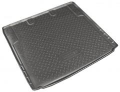 Коврик в багажник для BMW X1 E84 '09-15, полиуретановый (NorPlast) черный