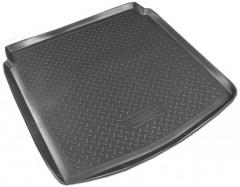 Коврик в багажник для Audi A4 '08-15, седан, полиуретановый (NorPlast) черный