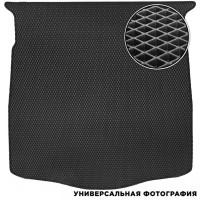 Коврик в багажник для Ford Connect '09-13, EVA-полимерный, черный (Kinetic)