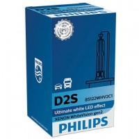 Автомобильная лампочка Philips Xenon WhiteVision gen2 D2S 35W 85V