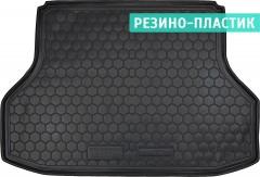 Коврик в багажник для Chevrolet Lacetti '03-12 седан резино-пластиковый (AVTO-Gumm)