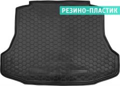 Коврик в багажник для Honda Civic 4D '06-12 резино-пластиковый (AVTO-Gumm)