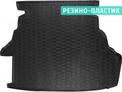 Коврик в багажник для Toyota Camry V40 '06-11 (2.4 L) резино-пластиковый (AVTO-Gumm)