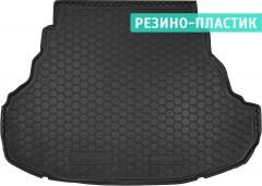 Коврик в багажник для Toyota Camry V50/55 2011 - 2017 (3.5L) резино-пластиковый (AVTO-Gumm)