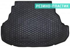 Коврик в багажник для Toyota Camry V50/55 2011 - 2017 (2.5L) резино-пластиковый (AVTO-Gumm)