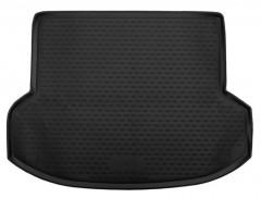 Коврик в багажник для JAC S5 '12-, полиуретановый (Novline / Element) черный