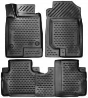 Коврики в салон 3D для Great Wall Hover / Haval H6 '18-, купе, полиуретановые (Novline / Element)