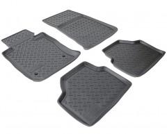Коврики в салон для BMW X1 E84 '09-15 полиуретановые, черные (Nor-Plast)