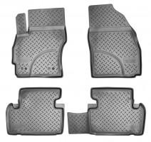 Коврики в салон для Mazda 5 '10- полиуретановые (Nor-Plast)