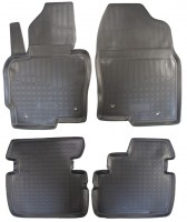 Коврики в салон для Mazda CX-5 '12-17 полиуретановые (Nor-Plast)