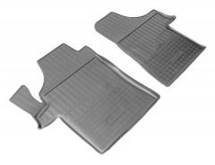 Коврики в салон для Mercedes Vito / Viano '03-13 полиуретановые, черные (Nor-Plast) передние
