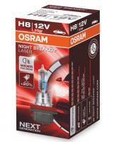 Автомобильная лампочка Osram Night Breaker Laser (NG) H8 35W 12V