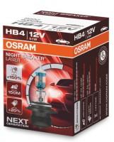 Автомобильная лампочка Osram Night Breaker Laser (NG) HB4 51W 12V