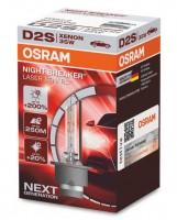 Автомобильная лампочка Osram Xenarc Night Breaker Laser D2S 35W 85V