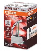 Автомобильная лампочка Osram Xenarc Night Breaker Laser D3S 35W 42V