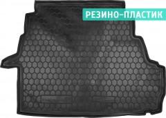 Коврик в багажник для Geely Emgrand EC8 '10-, резино-пластиковый (AVTO-Gumm)